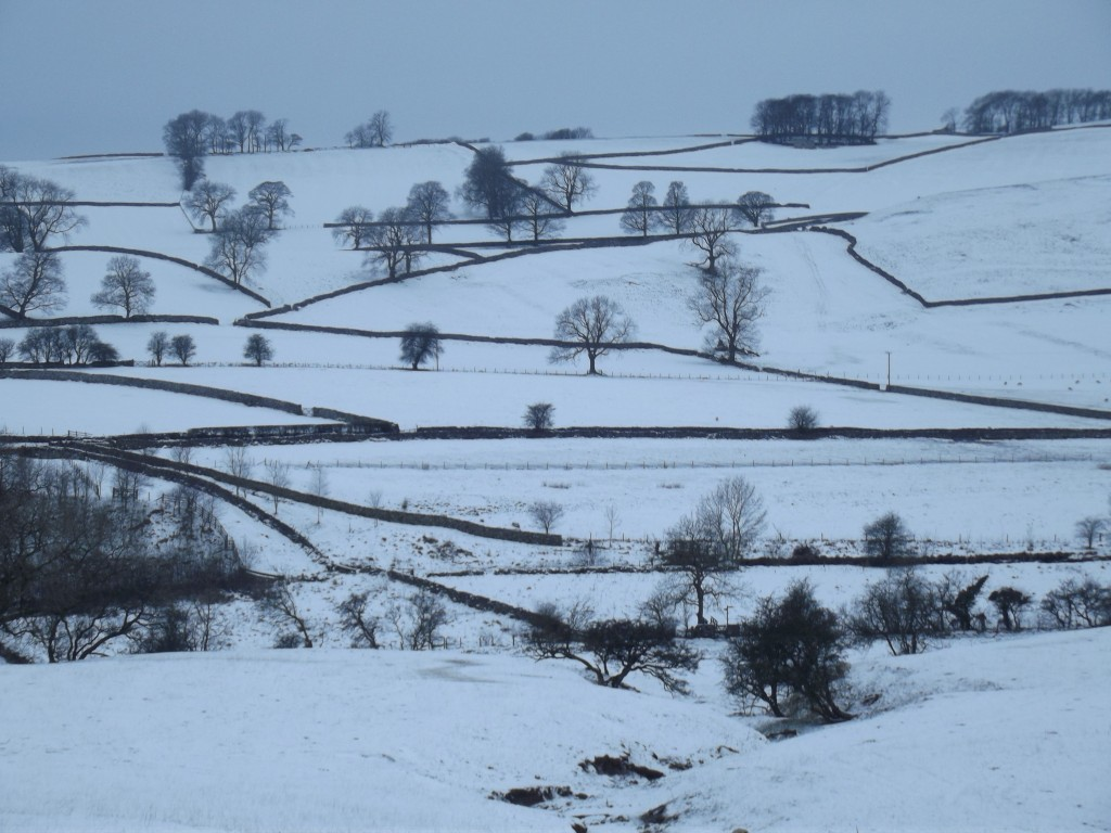 Malham winter