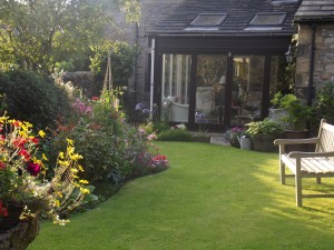 A Yorkshire Country Garden