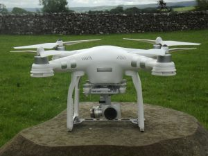 The DJI Phantom range of Small Unmanned Surveillance Aircraft  are ideally suited to garden and landscape work.